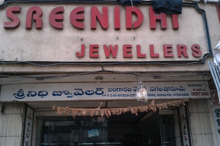 Sreenidhi Jewellers
