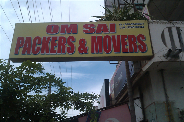 OM SAI PACKERS & MOVERS