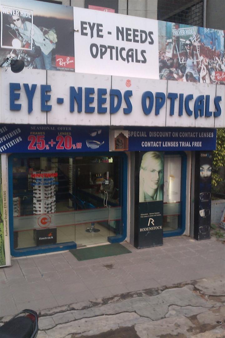 EYE - NEEDS OPTICALS