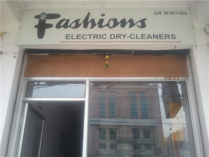 Ss fashions dyers & cleaners