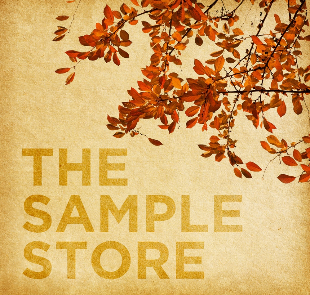 The Sample Store