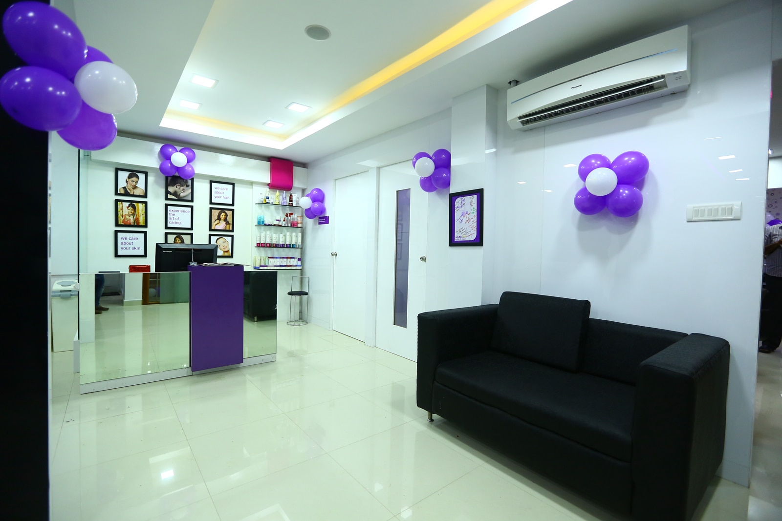 Images naturals salon madhapur hyderabad in hyderabad for Page 3 salon hyderabad