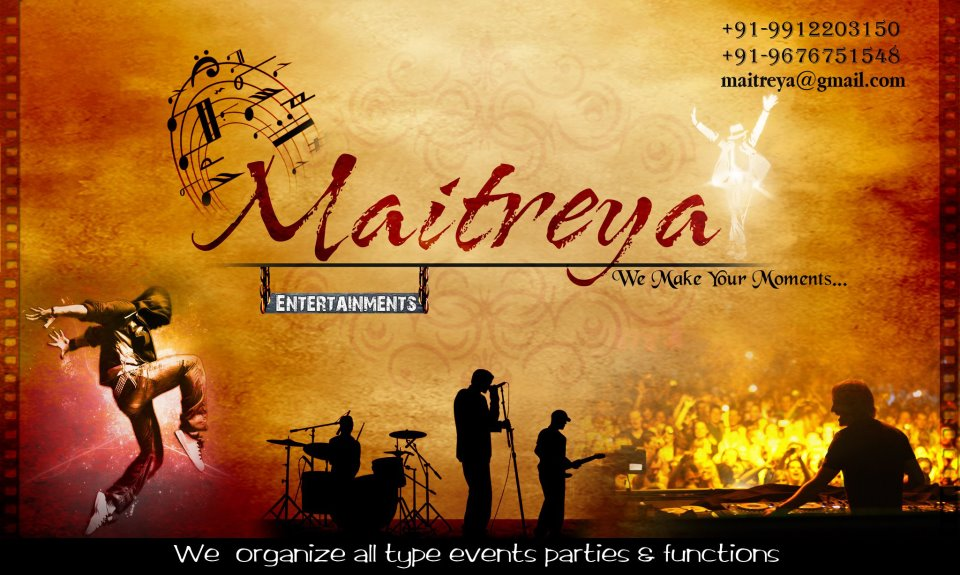 maitreya events & entertainments