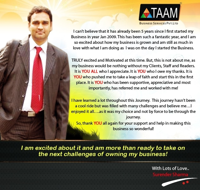 TAAM Business Services Pvt Ltd