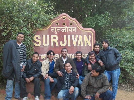 SURJIVAN CORPORATE PICNIC ORGANISER