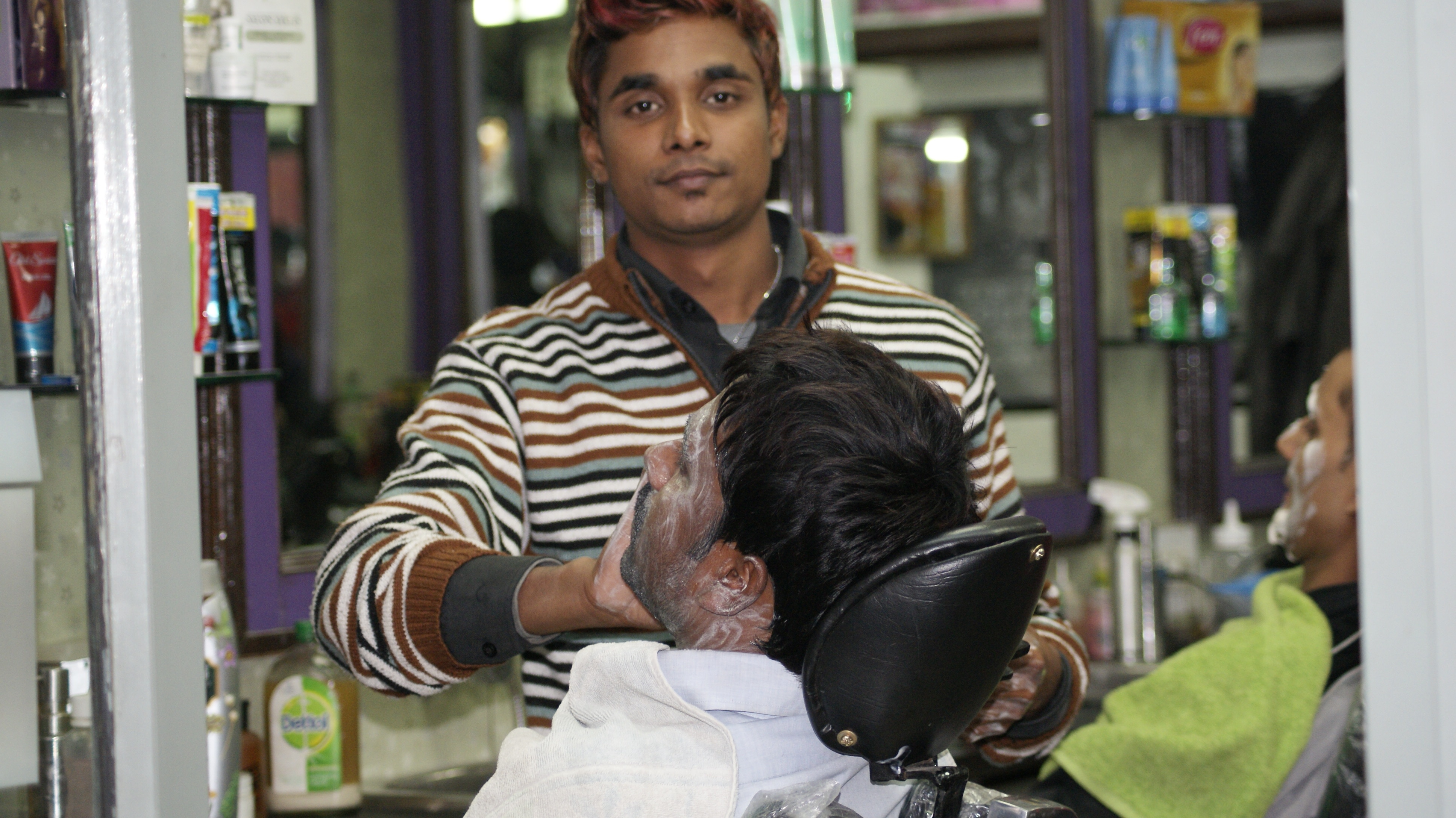 DESIRE HAIR CUTTING SALOON