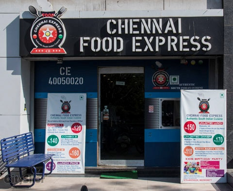 CHENNAI FOOD EXPRESS