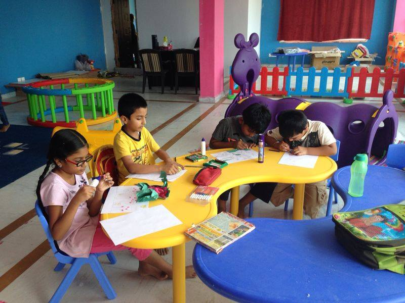 Creative Kids Preschool In Hyderabad Creative Kids Preschool Is Committed To Provide High