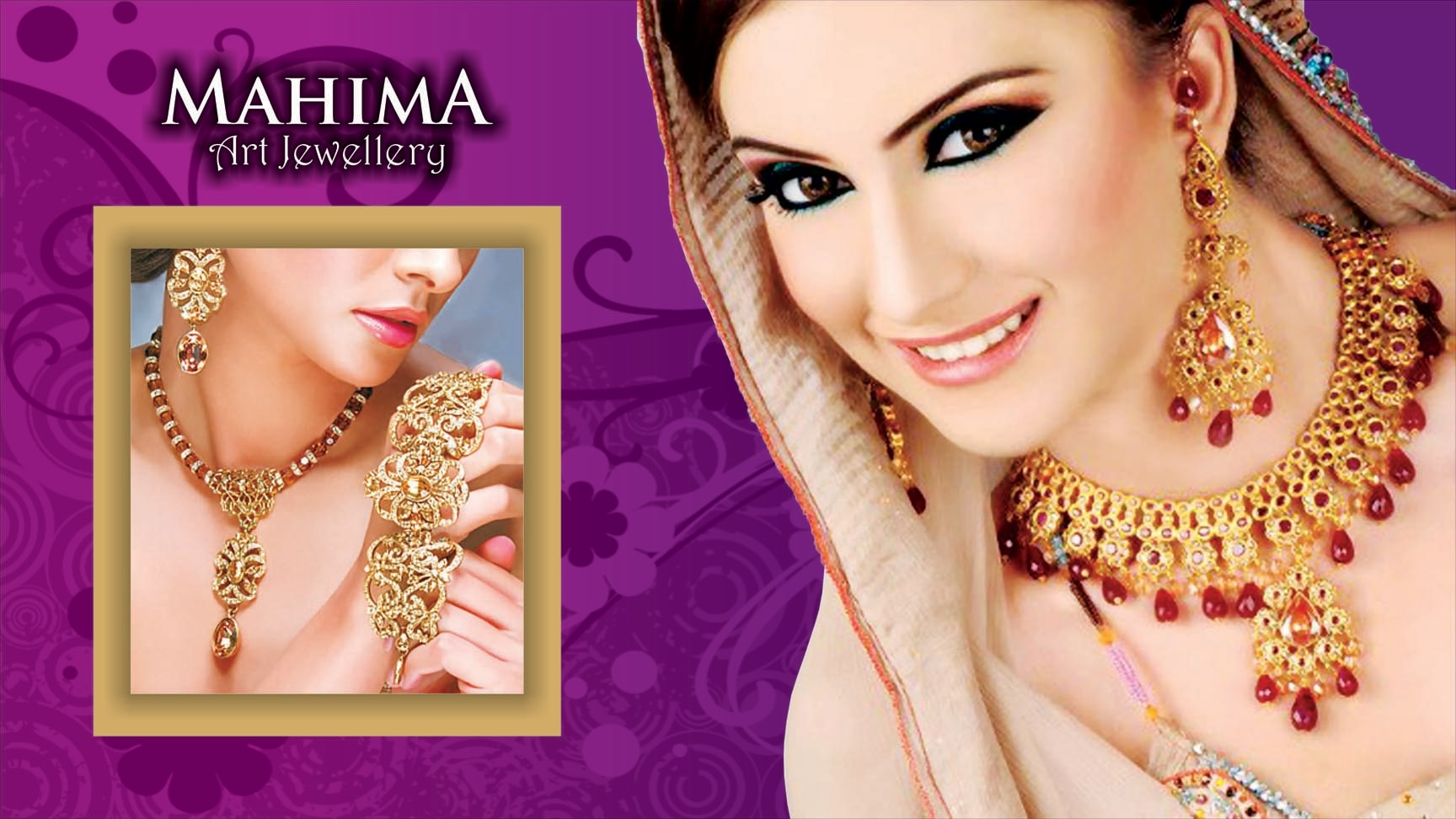 MAHIMA ART JEWELLERY