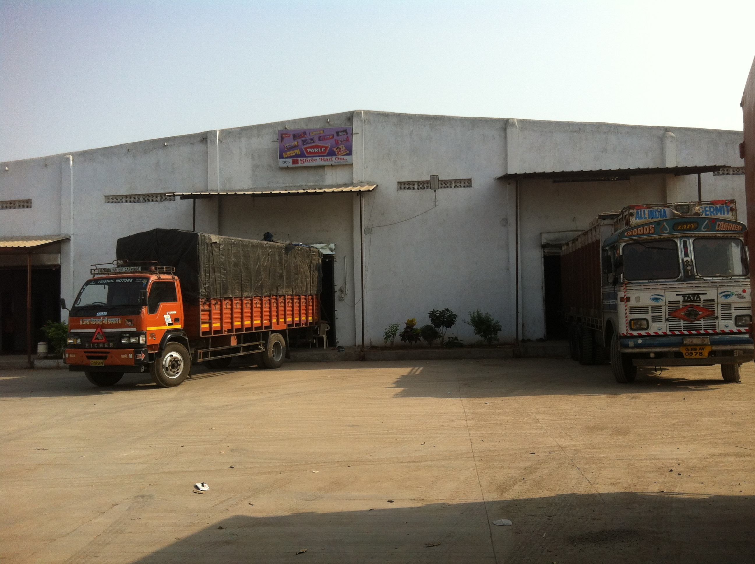 TAPI WAREHOUSING