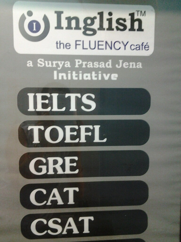 Inglish The Fluency Cafe | Call @ +91 9560323760 | Spoken English | IELTS | TOEFL