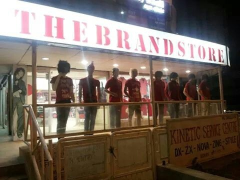New The Brand Store