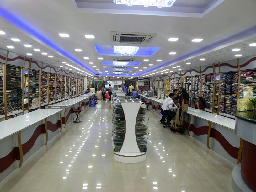 AniKauvery silk and handicraft Bhandar