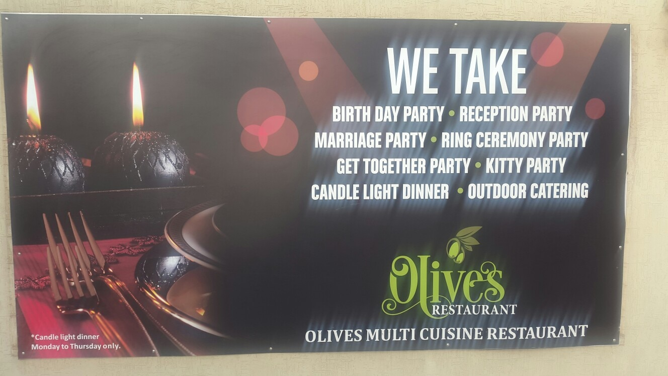 Olives restaurent