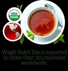 Wagh bakri Tea Launge