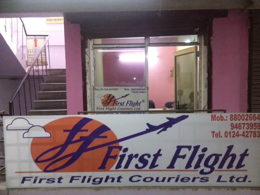 First Fight Couriers Ltd