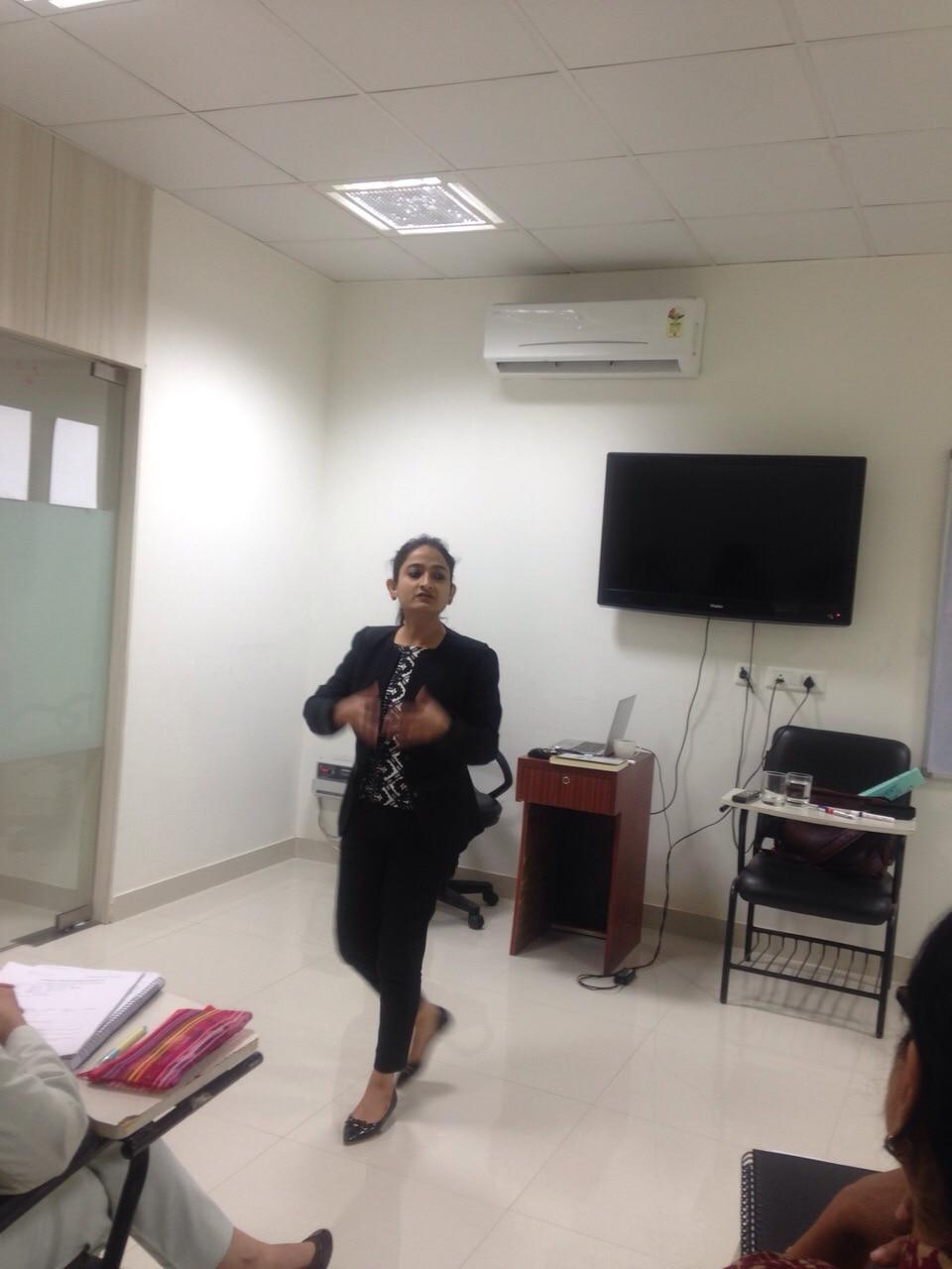 Trainings With Prachi Sharma