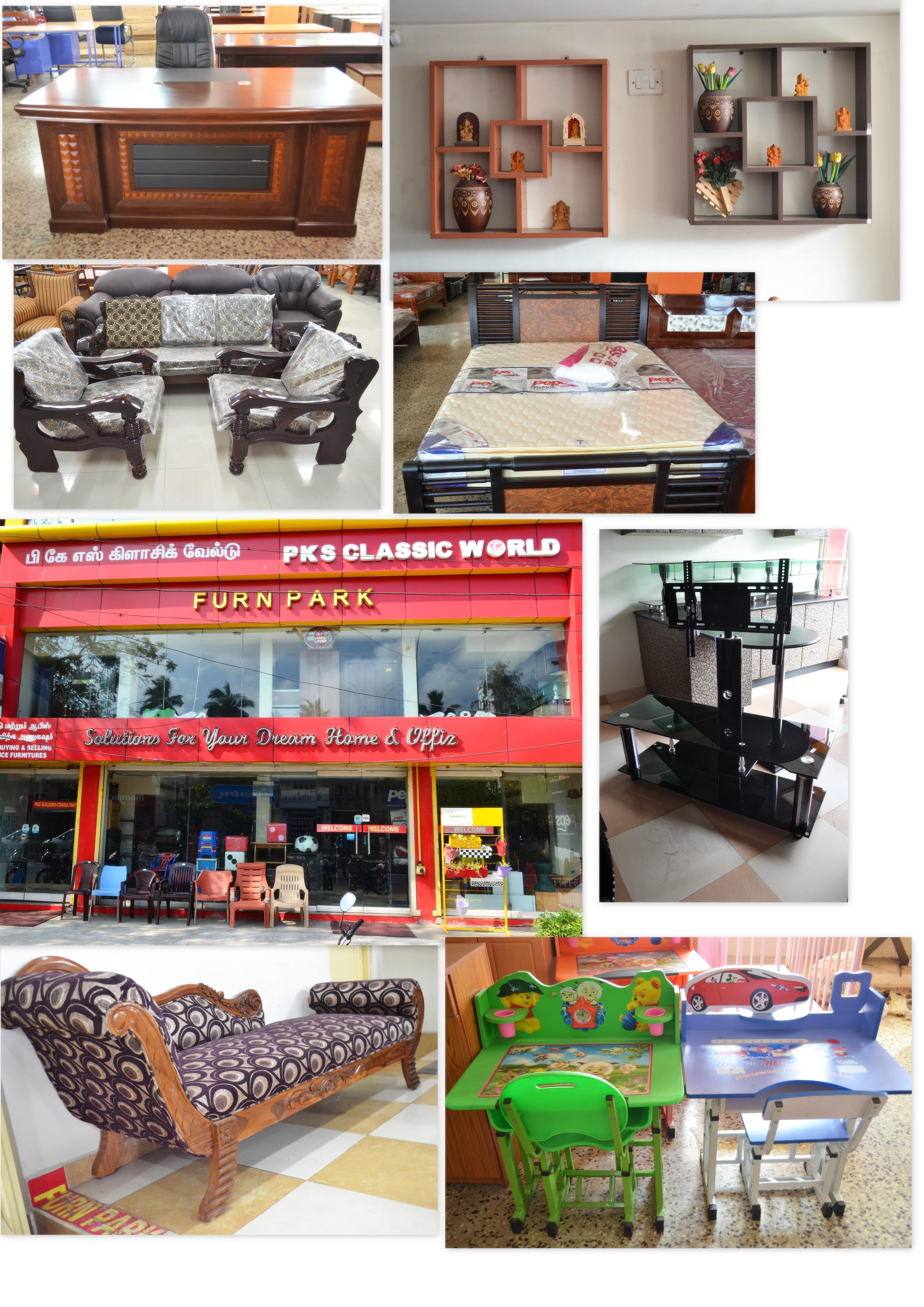 PKS Classic World Furn Park