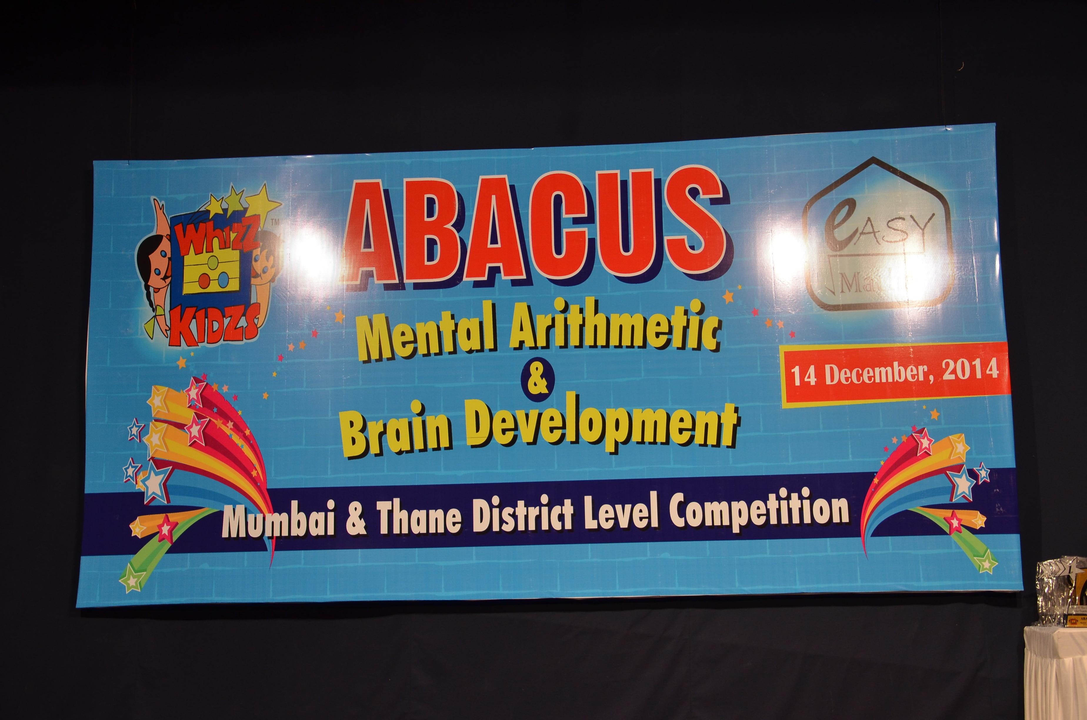 Whizz Kidzs Abacus