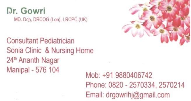 Sonia Clinic & Nursing Home