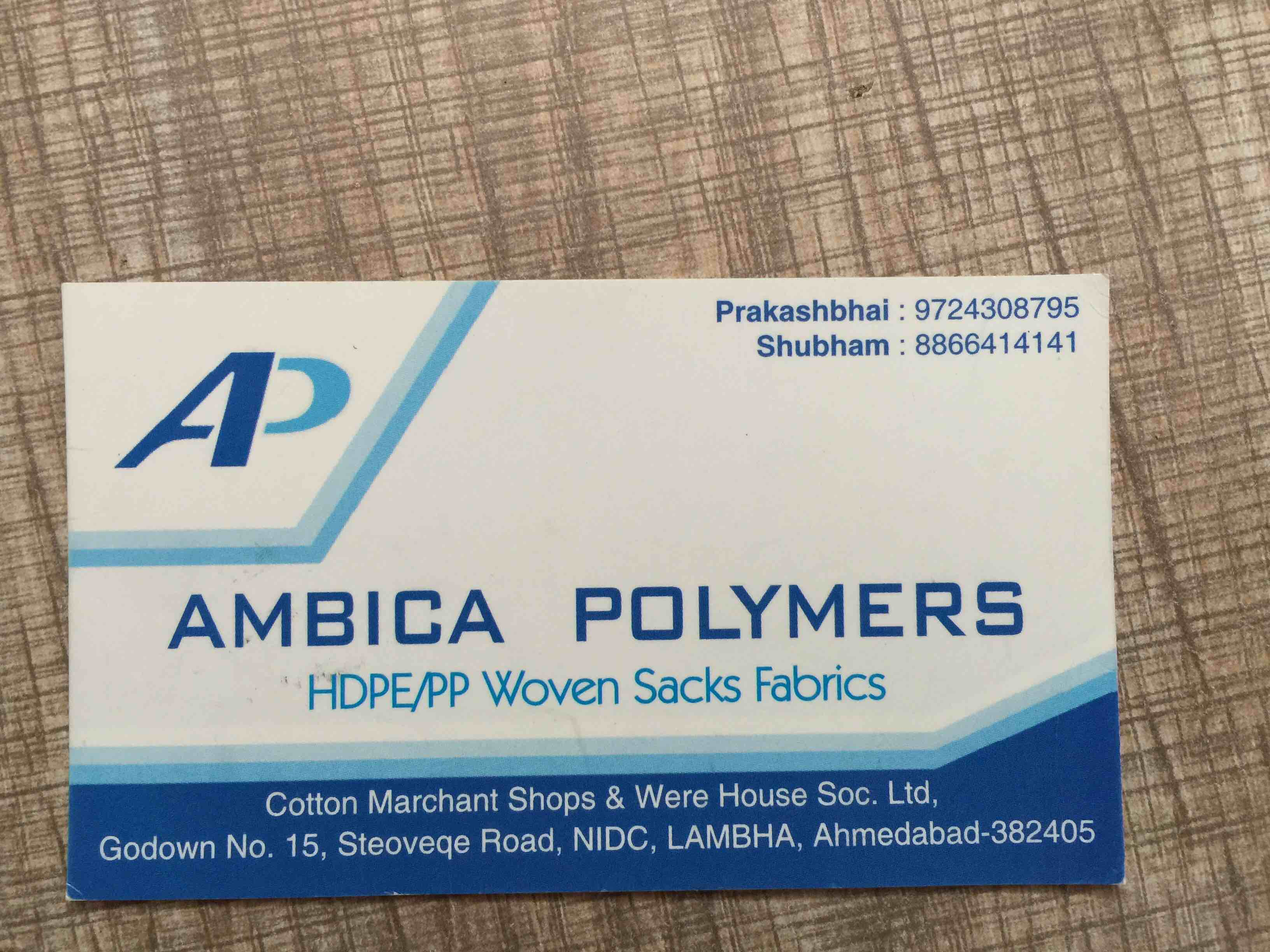 Ambica Polymers
