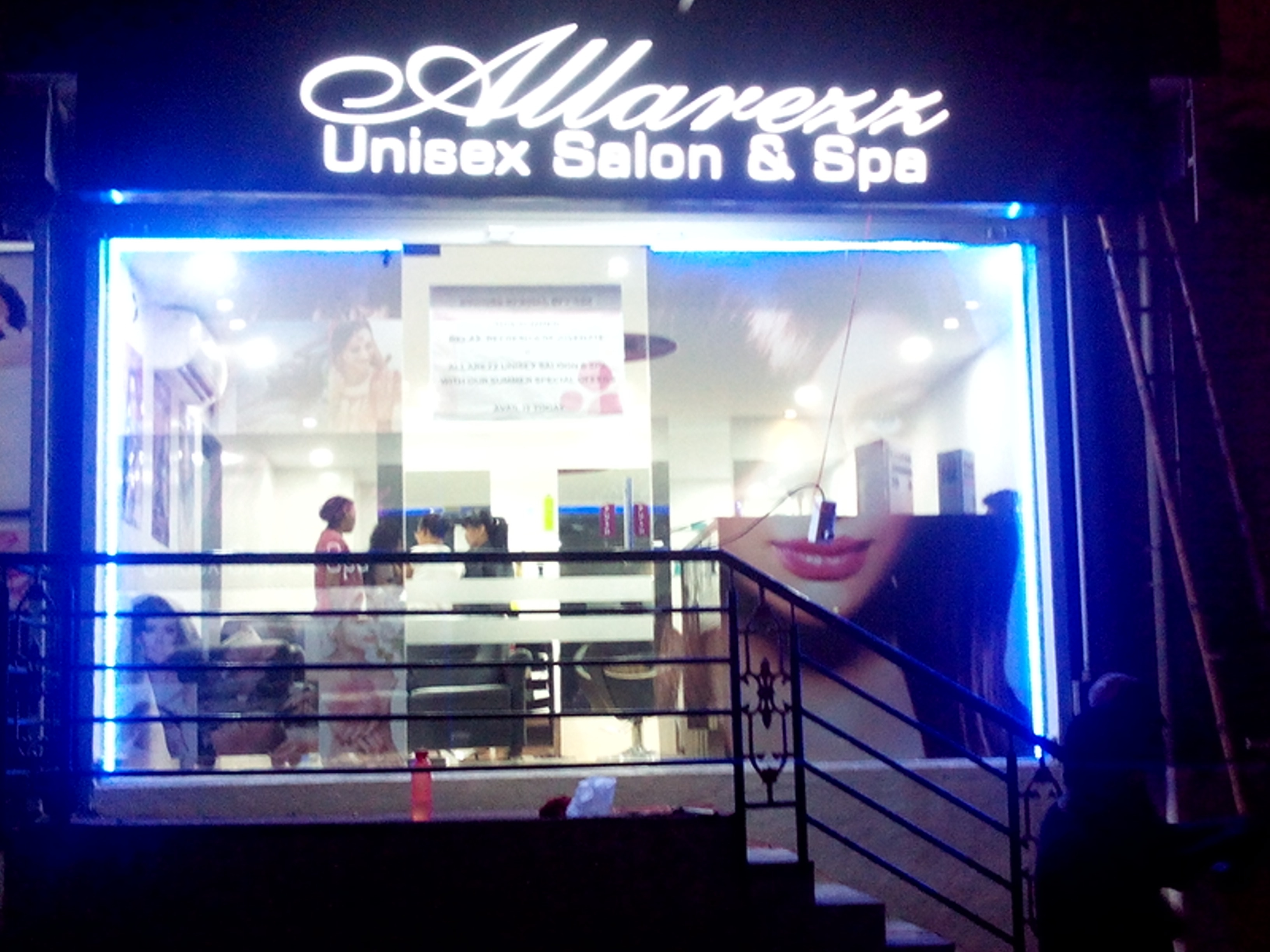 Allarezz Unisex Salon & Spa