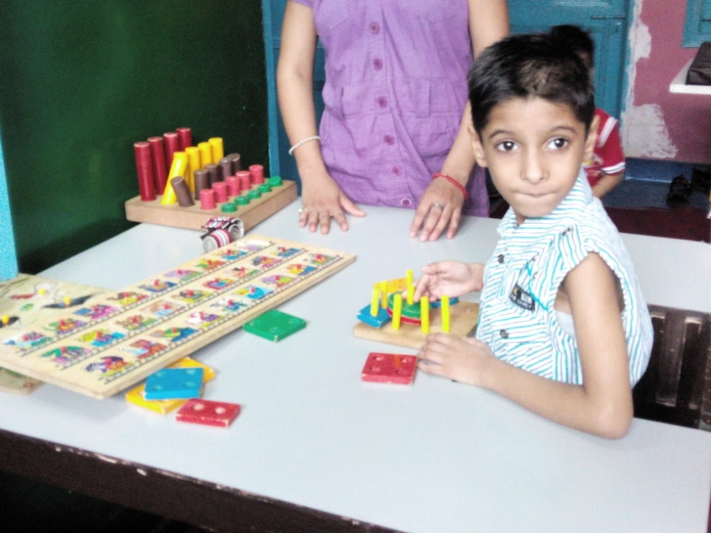 Antariksh School of Special Education