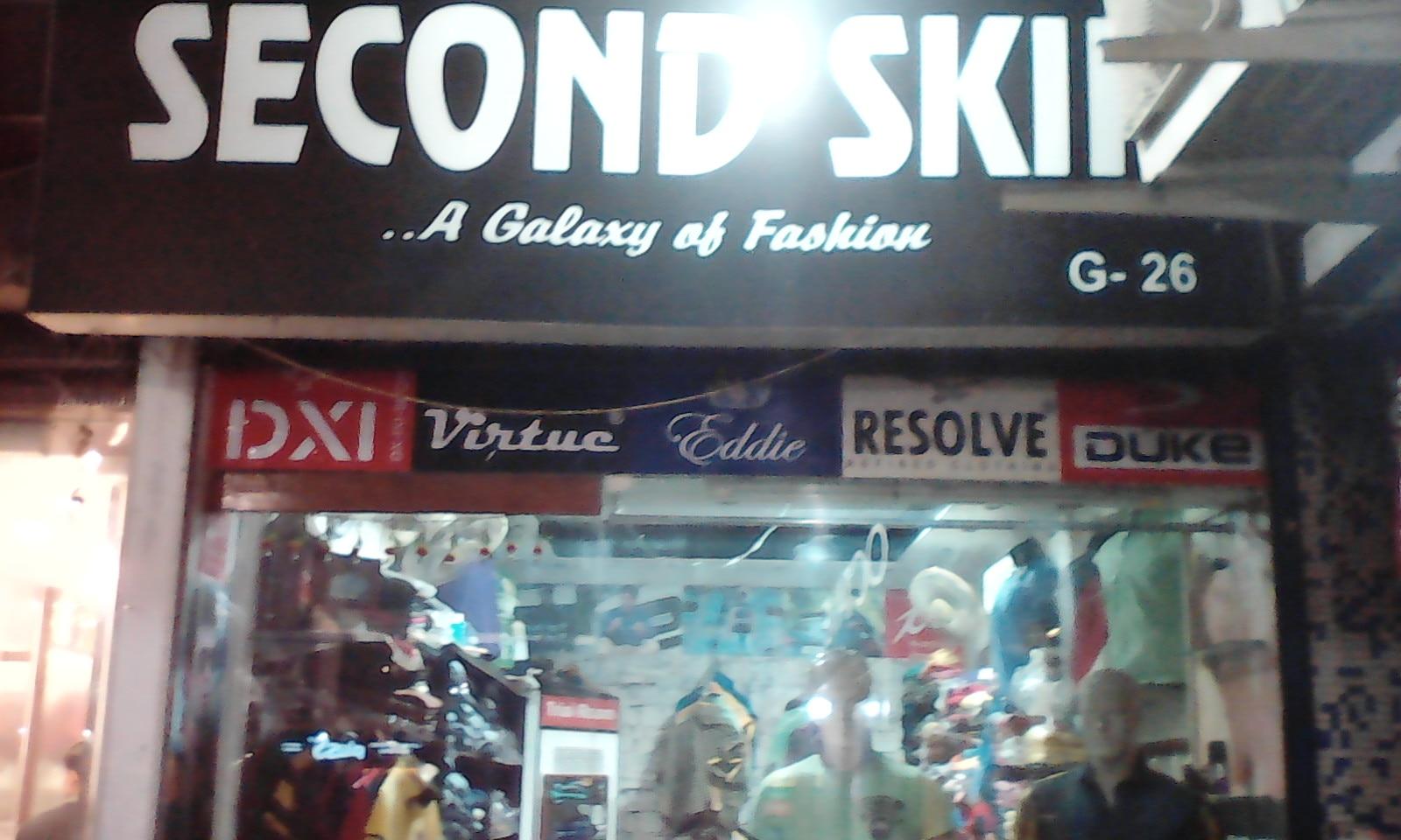 Second skin the Fashion VILLA