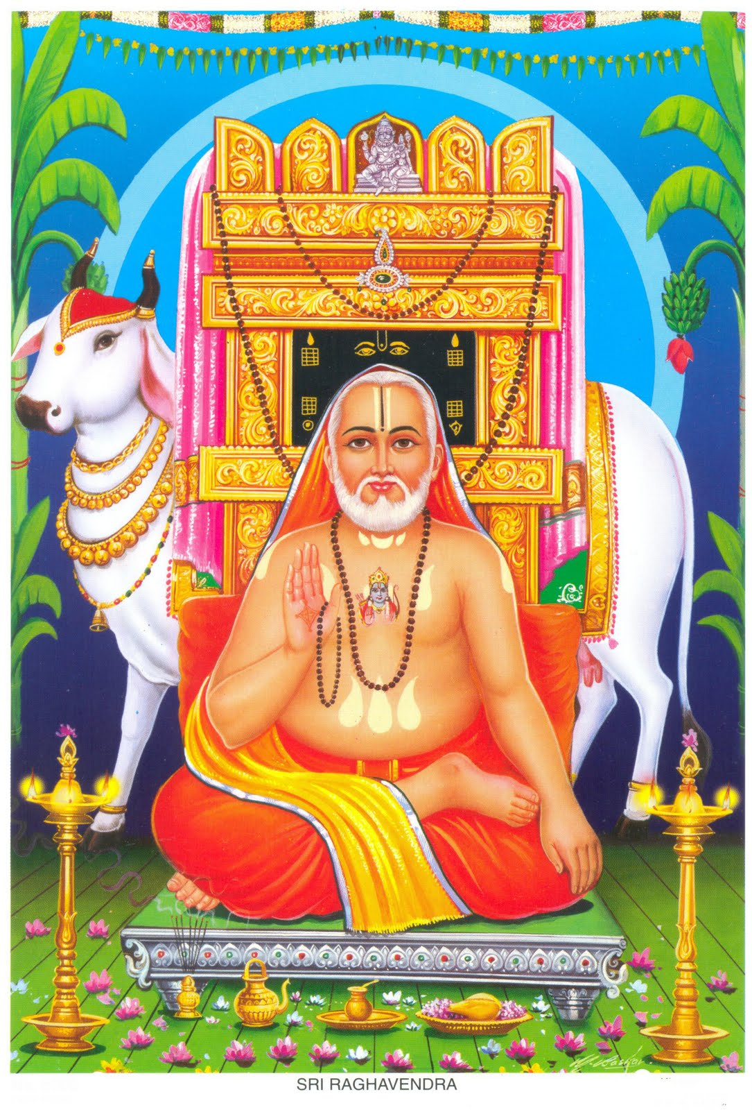 Shree Raghavendra Swamy Jyotishalaya