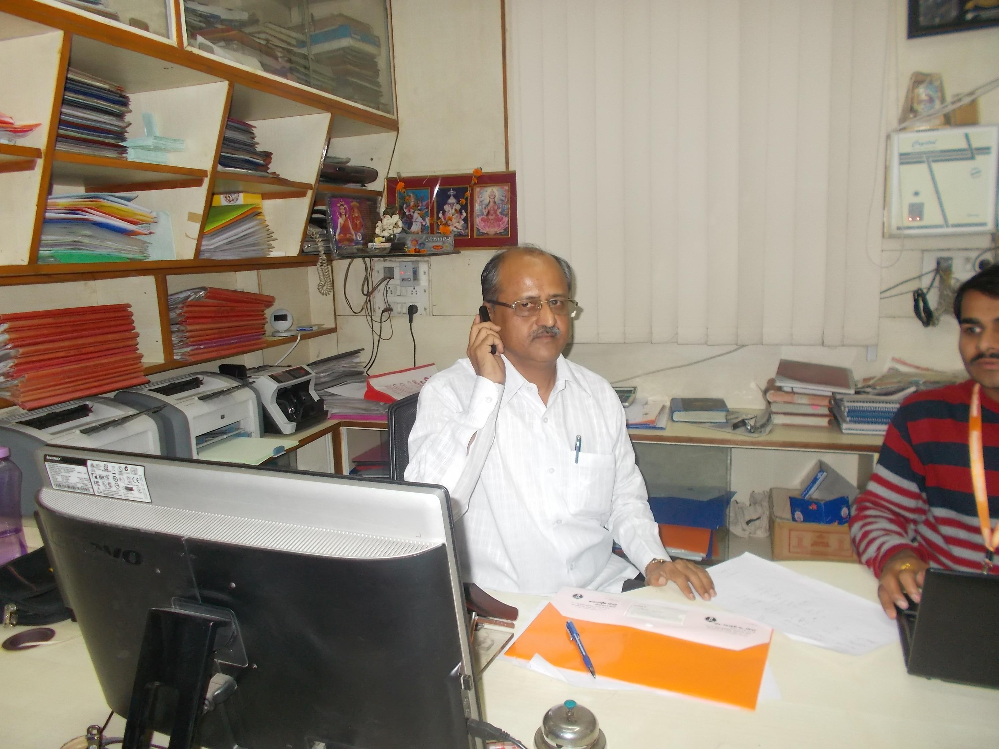 Advocate Balasaheb Thopate