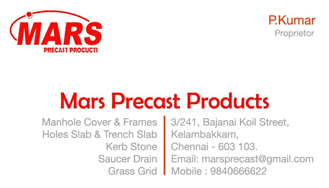 Mars precast products
