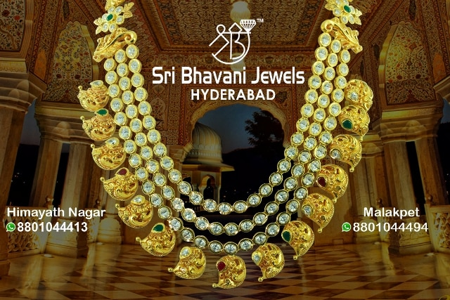 Logo of Sri Bhavani Jewels 8801044413
