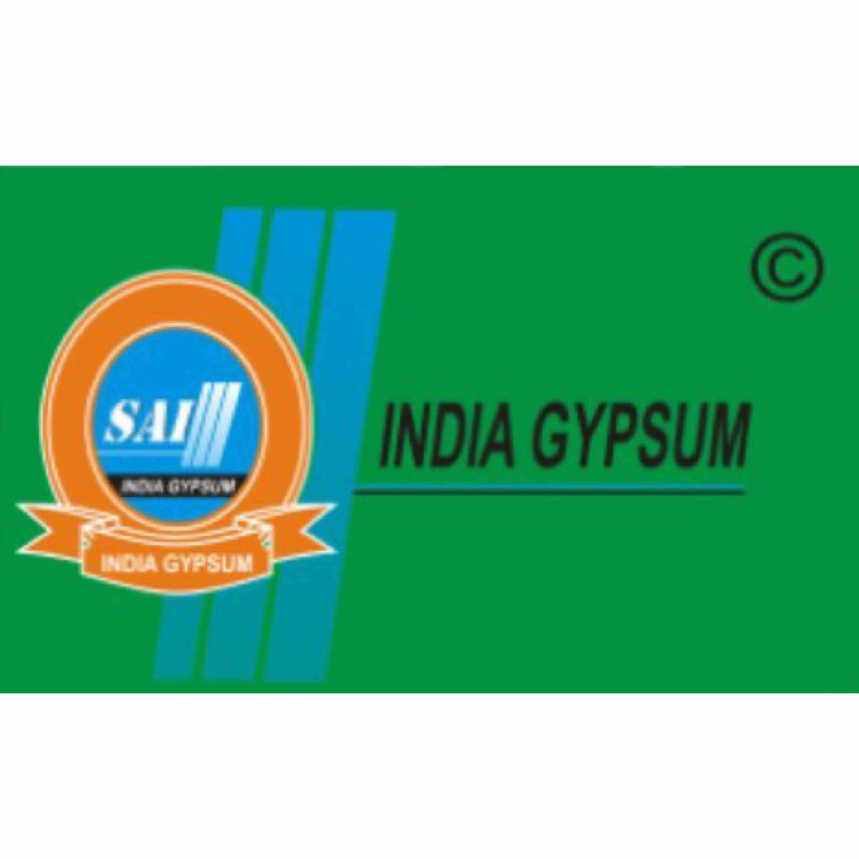 SAI INDIA GYPSUM PRODUCT PRIVATE LIMITED