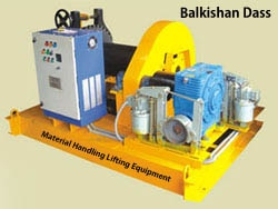 Material Handling and Lifting Equipment in Delhi|Balkishan Dass