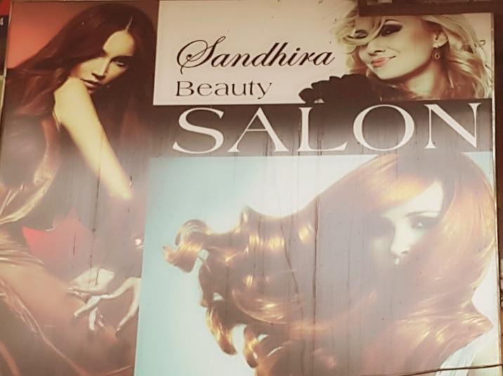 Sandhira Saloon