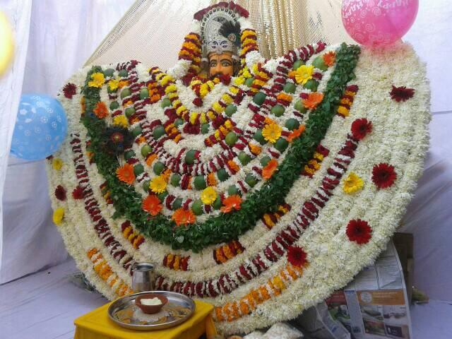 Shrishyamflowersdecorationbeawar