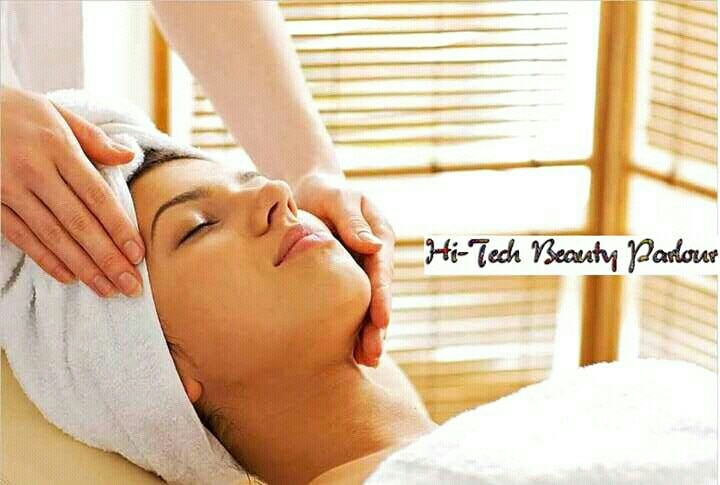 V-hi-tech hair & Skin Spa