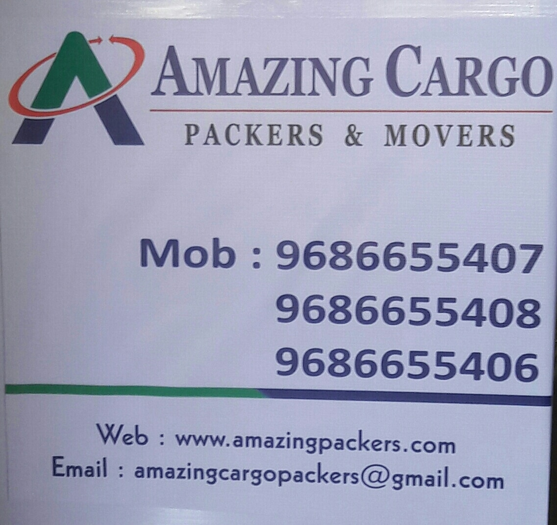 Amazing Cargo Packers and Movers