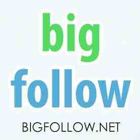 #BigFollow