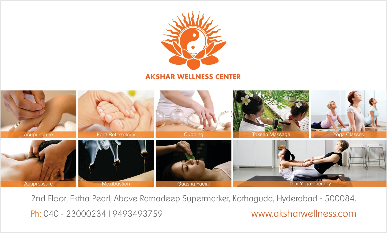 Akshar Wellness centre
