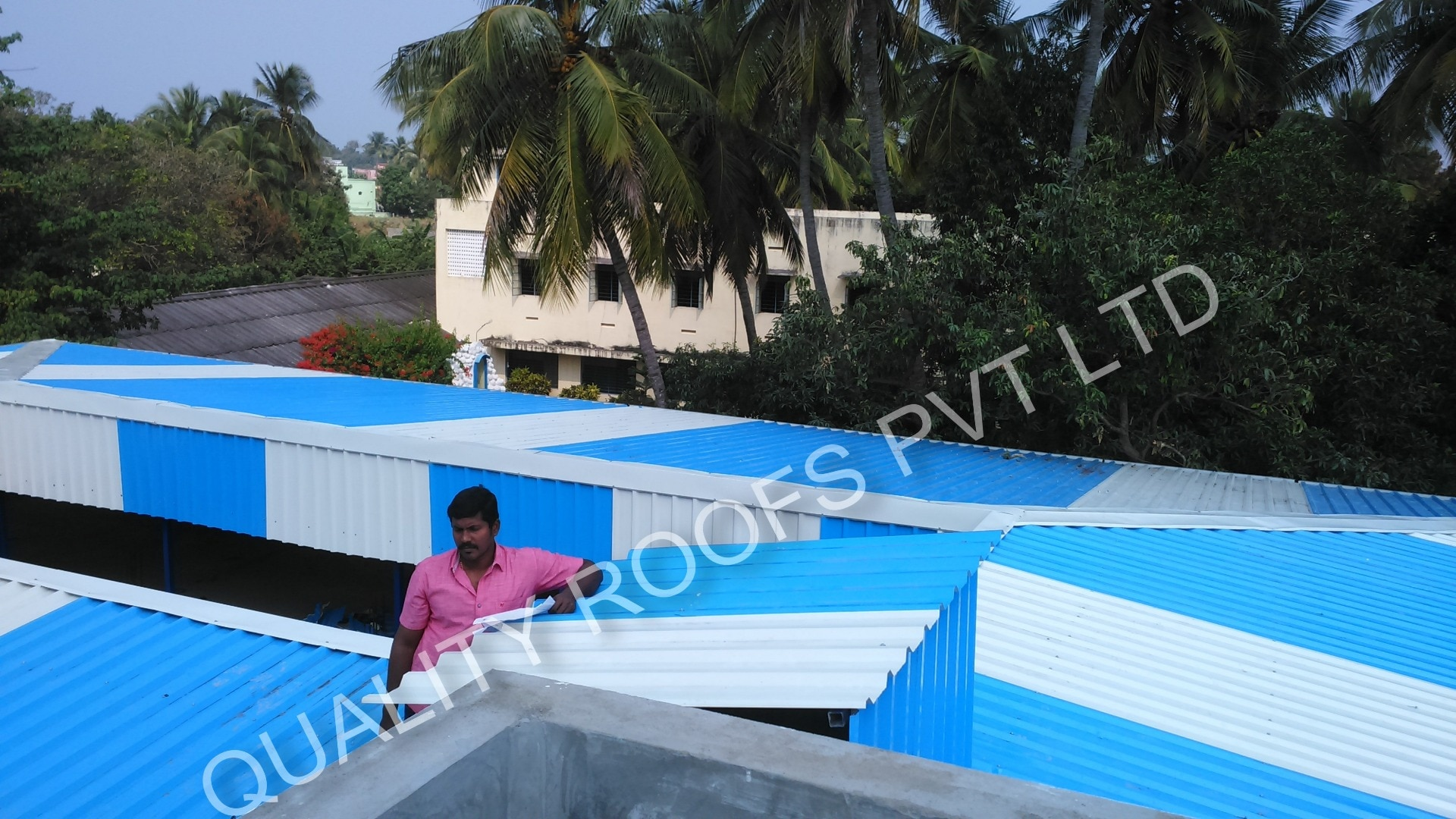 QUALITY ROOFS PVT LTD