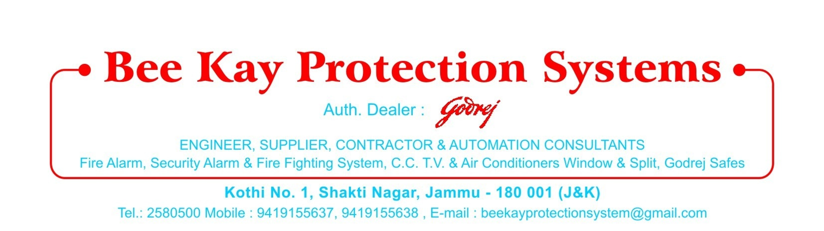 Bee Kay Protection Systems