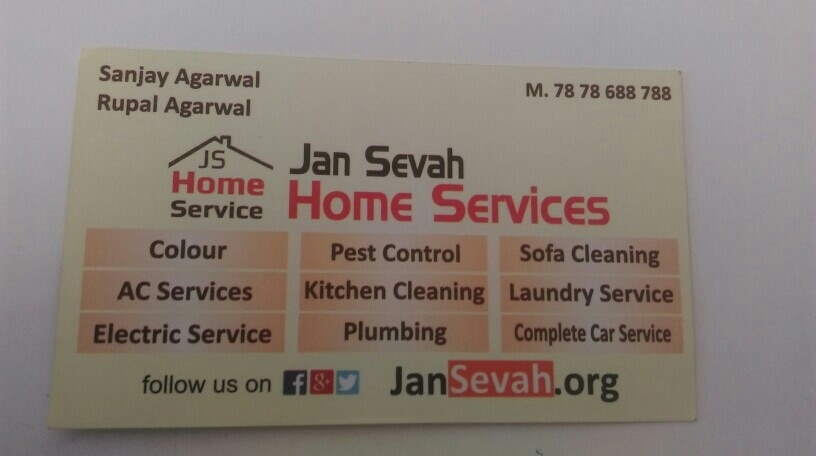 Jan Sevah Home Services