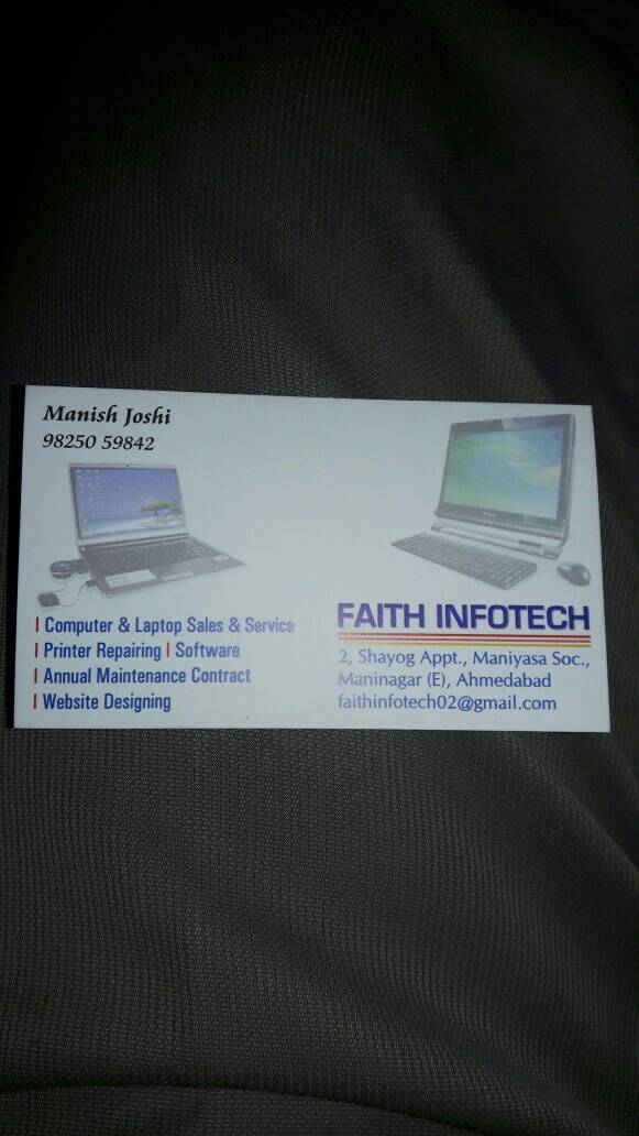 Faith Infotech
