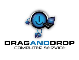 drag and drop computer services