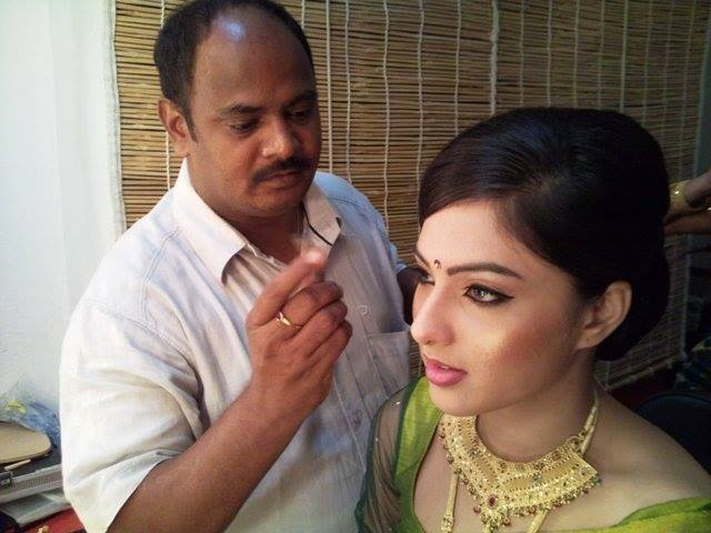 Logo of Top Wedding Makeup Artist Chennai +919840091245