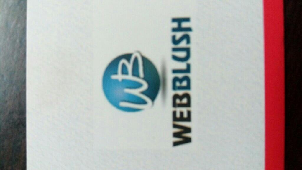 Webblush