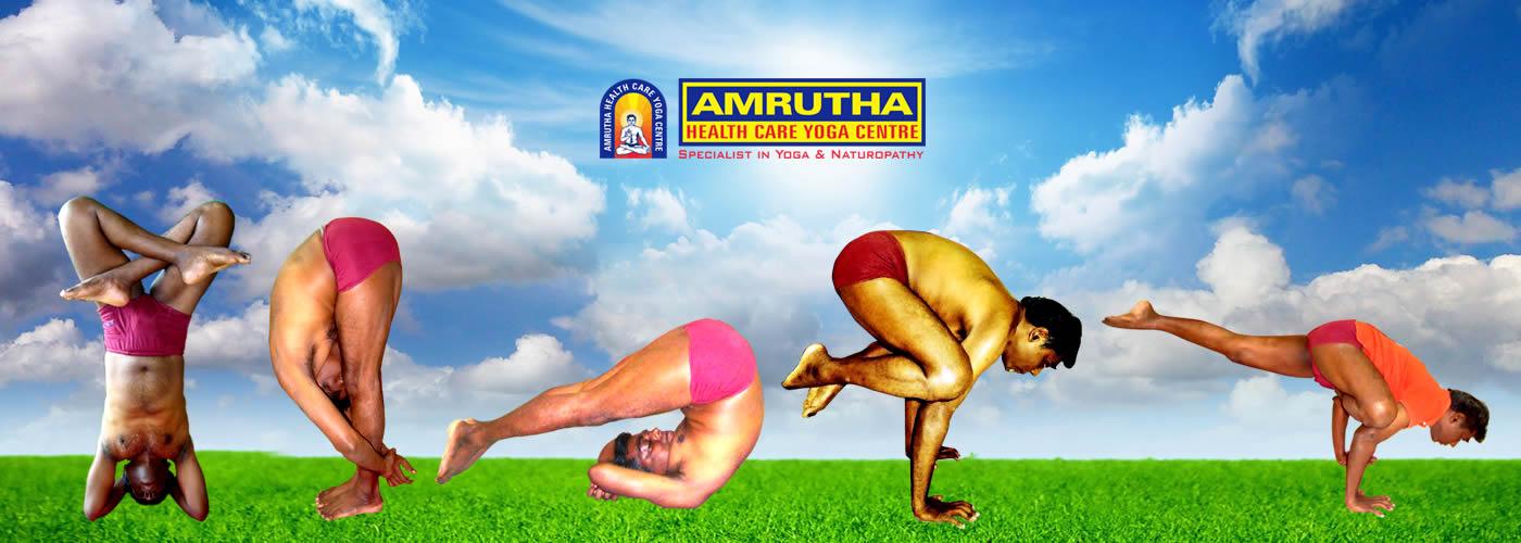 Amrutha Yoga Centre