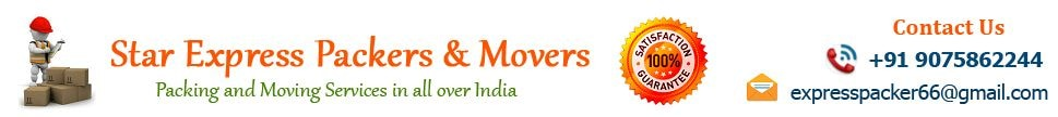 Express Packers and Movers | Call 9075862244