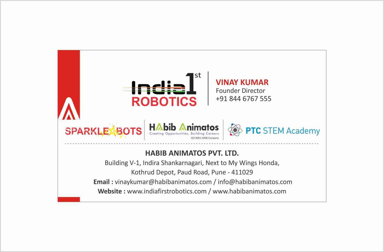 IndiaFIRST ROBOTICS